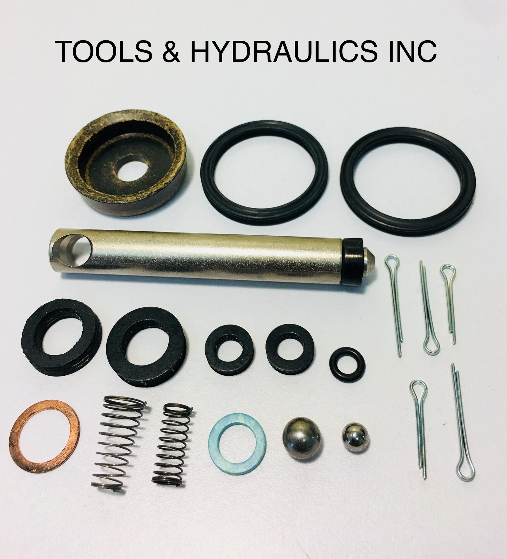 TN BLACKHAWK jacks repair kits